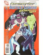 Justice League: Generation Lost 7.
