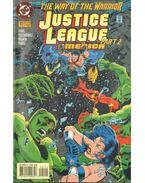 Justice League America 101.