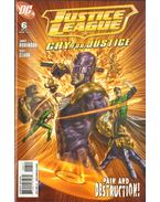 Justice League: Cry for Justice 6.