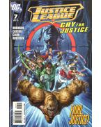 Justice League: Cry for Justice 7.