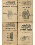 Jó könyvek a magyar nép számára (négy füzet) - Mikszáth Kálmán, Vajda János, Endrődi Sándor, Koroda Pál
