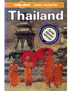 Thailand: A Lonely Planet Travel Survival Kit - Joe Cummings, Richard Nebesky