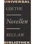Novellen - Johann Wolfgang Goethe