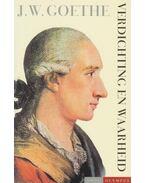 Verdichting en Waarheid - Johann Wolfgang Goethe