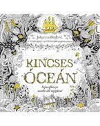 Kincses Óceán - Színezőkönyv mesébe illő rajzokkal - Johanna Basford