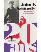 John F. Kennedy a 20 ans