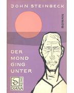 Der Mond ging unter - John Steinbeck