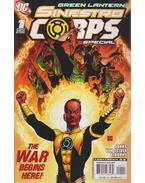 Green Lantern Sinistro Corps Special 1. - Johns, Geoff, Van Sciver, Ethan