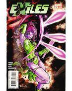 Exiles No. 5 - Jones, Casey, Jeff Parker