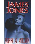 Szerelem az Antillákon I-II. kötet - Jones, James
