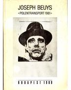 Joseph Beuys: Polentransport 1981