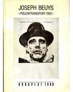 Joseph Beuys: Polentransport 1981