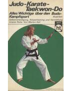 Judo-Karate-Taekwon-Do