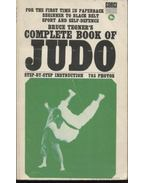 Complete book of judo