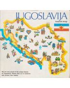 Jugoslavija Tourist map