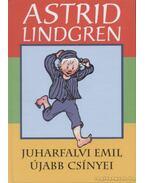 Juharfalvi Emil újabb csínyei