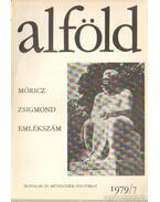 Alföld 1979/7. - Juhász Béla