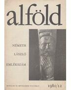 Alföld 1980./12. - Juhász Béla