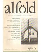 Alföld 1983/4. - Juhász Béla