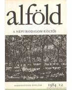 Alföld 1984/12. - Juhász Béla