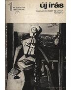 Új Írás 1980. 1-12. számok I-II. kötet - Juhász Ferenc