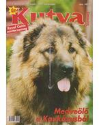 Kutya Szövetség V. évf. 2002/11. szám - Juhász László