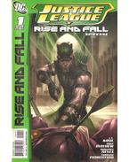 Justice League: The Rise and Fall Special 1.