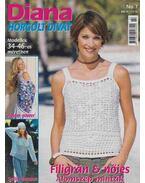 Diana horgolt divat No. 7. - Jutta Götz