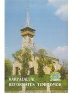 Kárpátaljai református templomok