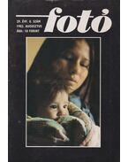 Fotó 1982/8 - Kaján Mária (szerk.)
