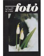 Fotó 1986/3 - Kaján Mária (szerk.)