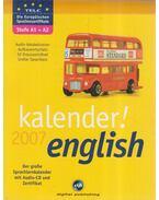 Kalender! 2007 - English