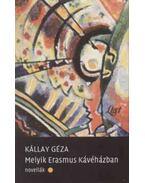 Melyik Erasmus-kávéházban - Novellák - Kállay Géza