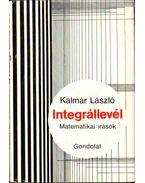 Integrállevél - Kalmár László