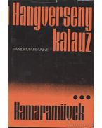 Hangversenykalauz III.kötet