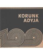 Korunk Adyja - Kántor Lajos, Ritoók János