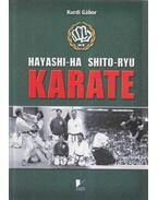 Hayashi-Ha Shito-Ryu Karate (dedikált)
