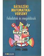 Bátaszéki matematikaverseny - Károlyi Károly
