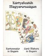 Kártyametszők, kártyafestők Magyarországon a XVIII-XX. században
