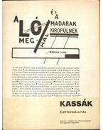 Kassák életműkiállítás - Perneczky Géza