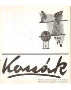 Kassák Lajos kollázsainak kiállítása