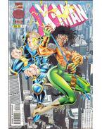 X-Man Vol. 1. No. 21 - Kavanagh, Terry, Cruz, Roger