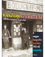 Vászonszerelem - Kelecsényi László