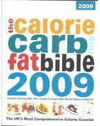 The Calorie Carb and Fat Bible 2009 - KELLOW, JULIETTE
