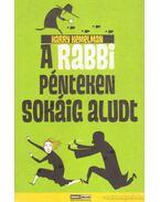 A rabbi pénteken sokáig aludt - Kemelman, Harry