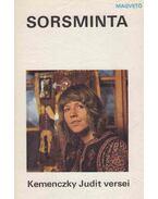 Sorsminta - Kemenczky Judit