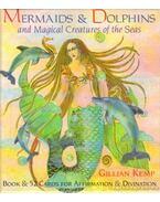 Mermaids & Dolphins (könyv+kártyacsomag) - Kemp, Gillian