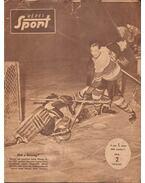 Képes Sport 1958. V. évfolyam (teljes)