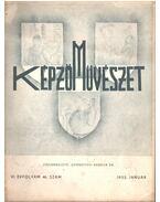 Képzőművészet 1932 január