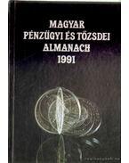 Magyar pénzügyi és tőzsdei almanach 1991 - Kerekes György